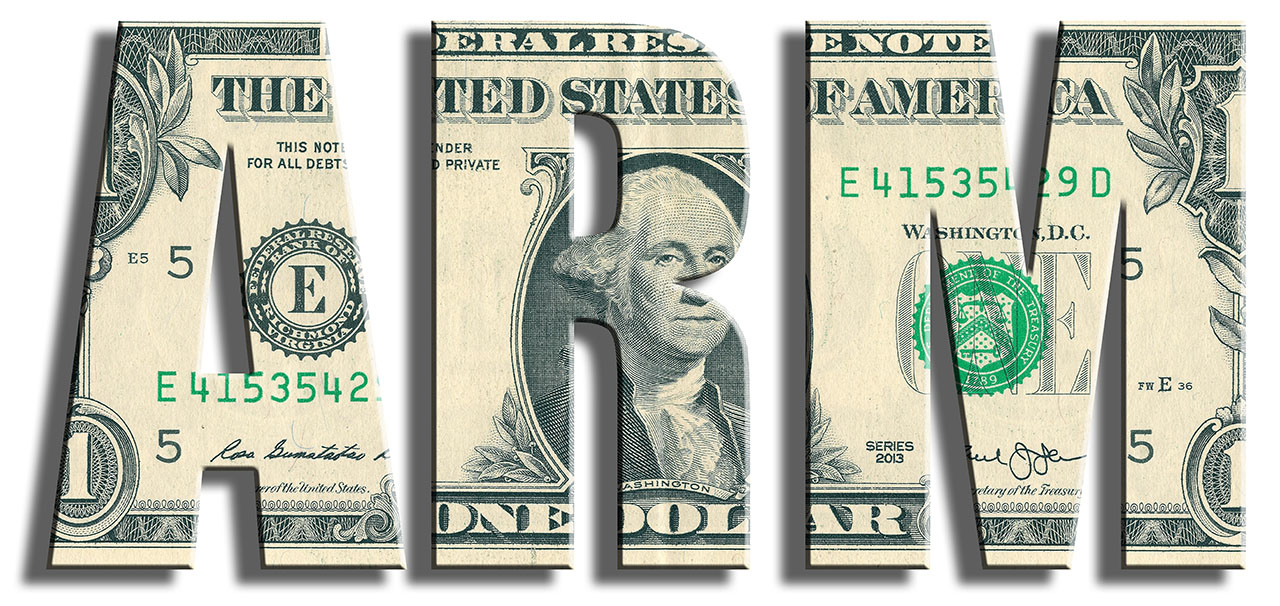 adjustable-rate-mortgage